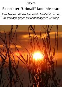 """Cover Ein echter """"Urknall"""" fand nie statt"""