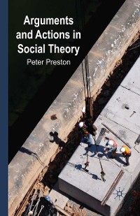 Cover Arguments and Actions in Social Theory