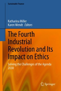 Cover The Fourth Industrial Revolution and Its Impact on Ethics