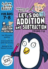 Cover Let's do Addition and Subtraction 7-8