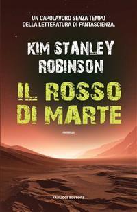 Cover Il Rosso di Marte