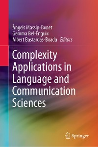 Cover Complexity Applications in Language and Communication Sciences