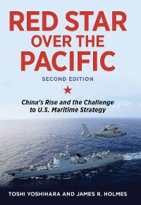 Cover Red Star over the Pacific, Revised Edition