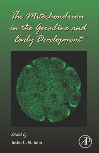 Cover Mitochondrion in the Germline and Early Development