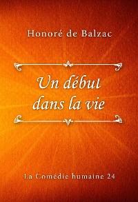 Cover Un début dans la vie
