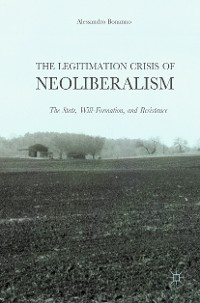 Cover The Legitimation Crisis of Neoliberalism