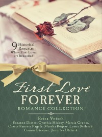 Cover First Love Forever Romance Collection
