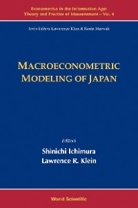 Cover Macroeconometric Modeling Of Japan