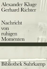 Cover Nachricht von ruhigen Momenten