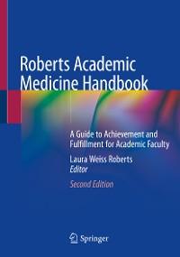 Cover Roberts Academic Medicine Handbook