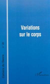 Cover VARIATIONS SUR LE CORPS