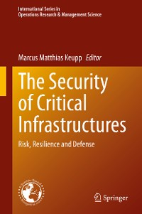 Cover The Security of Critical Infrastructures