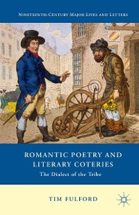 Cover Romantic Poetry and Literary Coteries