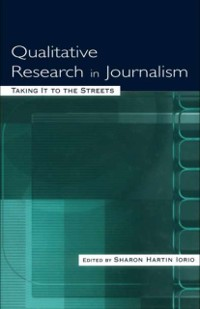 Cover Qualitative Research in Journalism