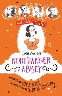 Cover Jane Austen's Northanger Abbey