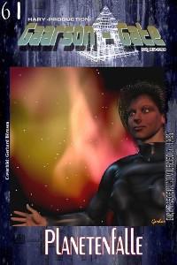Cover GAARSON-GATE 061: Planetenfalle
