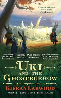Cover Uki and the Ghostburrow