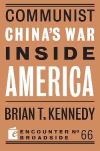 Cover Communist China's War Inside America