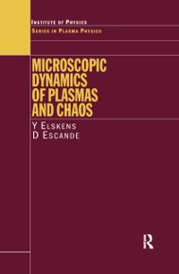 Cover Microscopic Dynamics of Plasmas and Chaos