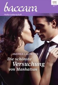 Cover Die schönste Versuchung von Manhattan