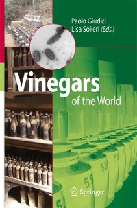 Cover Vinegars of the World