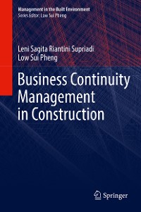 Cover Business Continuity Management in Construction