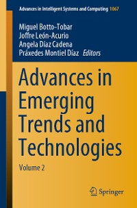 Cover Advances in Emerging Trends and Technologies