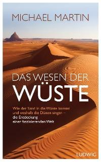 Cover Das Wesen der Wüste