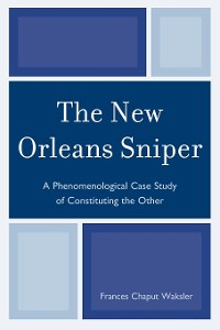 Cover The New Orleans Sniper