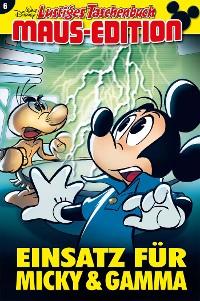 Cover Lustiges Taschenbuch Maus-Edition 06