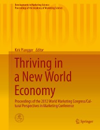 Cover Thriving in a New World Economy