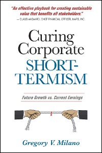 Cover Curing Corporate Short-Termism