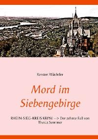 Cover Mord im Siebengebirge
