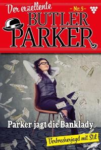 Cover Der exzellente Butler Parker 5 – Kriminalroman