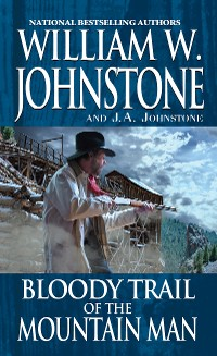 Cover Bloody Trail of the Mountain Man