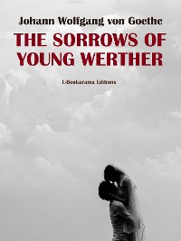 Cover The Sorrows of Young Werther