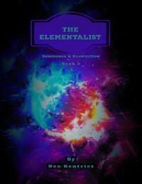 Cover The Elementalist: Resonance & Destruction: Book 2 - The Void Master Series