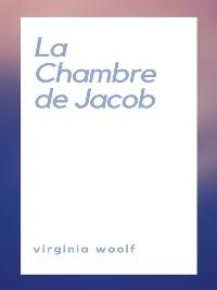 Cover La Chambre de Jacob