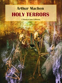 Cover Holy Terrors