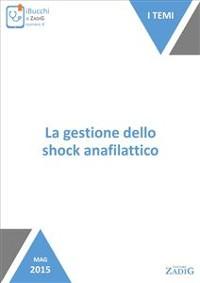 Cover La gestione dello shock anafilattico