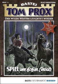 Cover Tom Prox 11 - Western