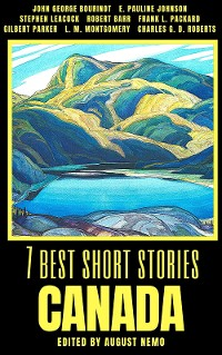 Cover 7 best short stories - Canada