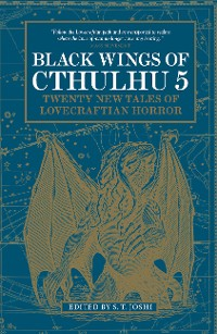 Cover Black Wings of Cthulhu