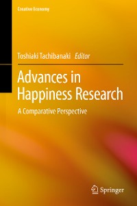 Cover Advances in Happiness Research