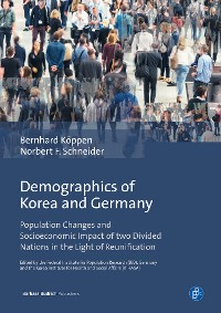 Cover Demographics of Korea and Germany
