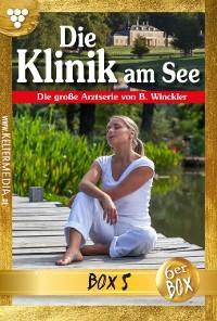 Cover Die Klinik am See Jubiläumsbox 5 – Arztroman