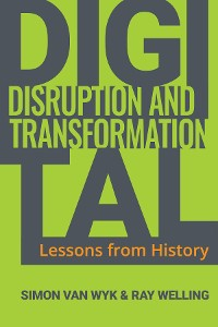 Cover Digital Disruption and Transformation
