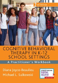 Cover Cognitive Behavioral Therapy in K-12 School Settings, Second Edition