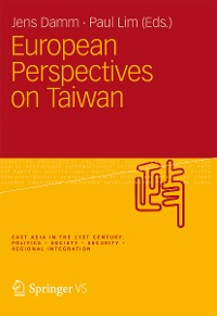 Cover European Perspectives on Taiwan
