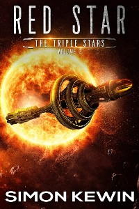 Cover Red Star - The Triple Stars Volume 2